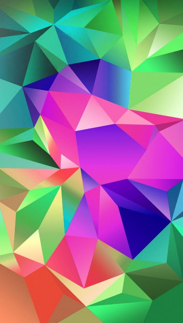 Galaxy S Abstract_Samsung Wallpapers