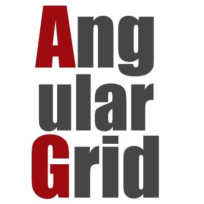 Angular Grid and Native Javascript Grid