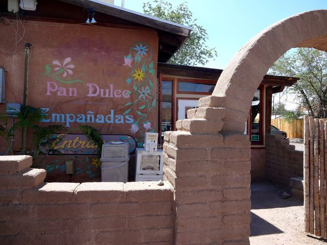 Albuquerque Restaurants on Diners, Drive Ins and Dives: Golden Crown Panaderia