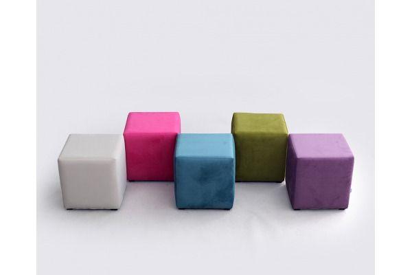Pufa Classic fluff z kryształkami mix kolorów 1 os