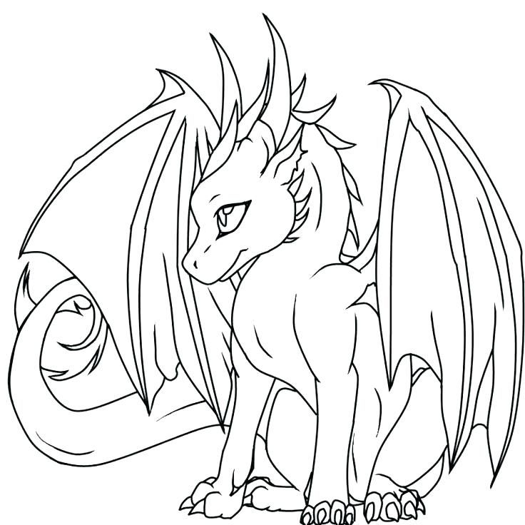 736x736 Dragon Head Coloring Page Dragon Head Coloring Pages ...