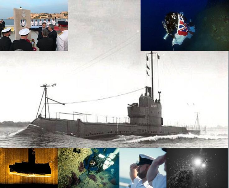The last dive: Commemorating the worst British submarine disaster of World War 2