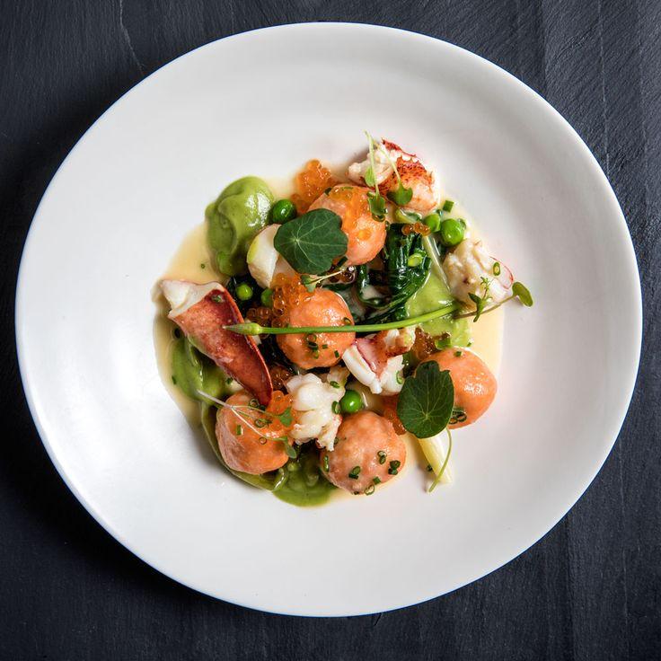 Lobster Gnudi    Food & Wine.