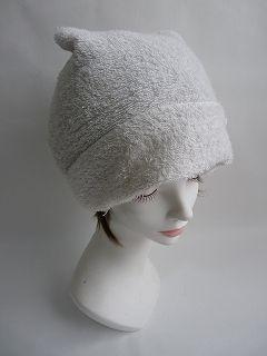 手作りっ!(簡単に作れるタオル帽子(ケア帽子)の作り方②)