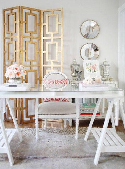 5 Reasons why your home decor does not look cohesive: you do not consistently use metals or wood elements