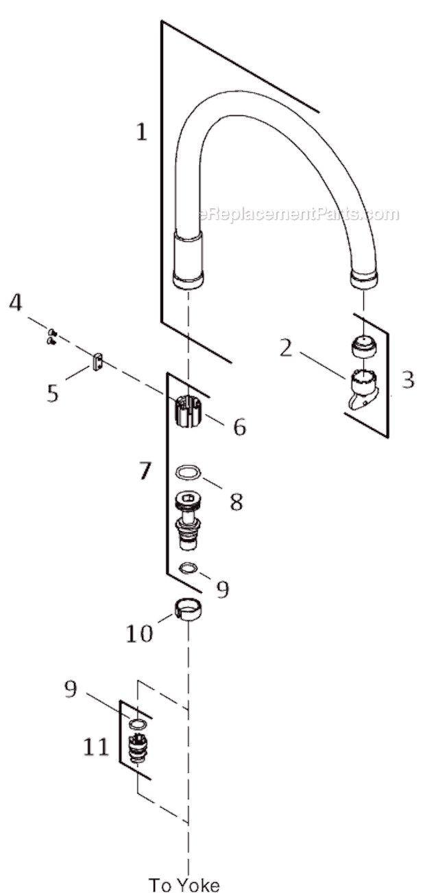 50 Kohler Fairfax Faucet Parts Diagram Wm9v Di 2020