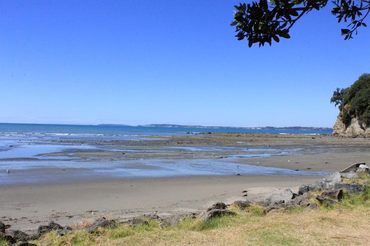 Waiwera Beach