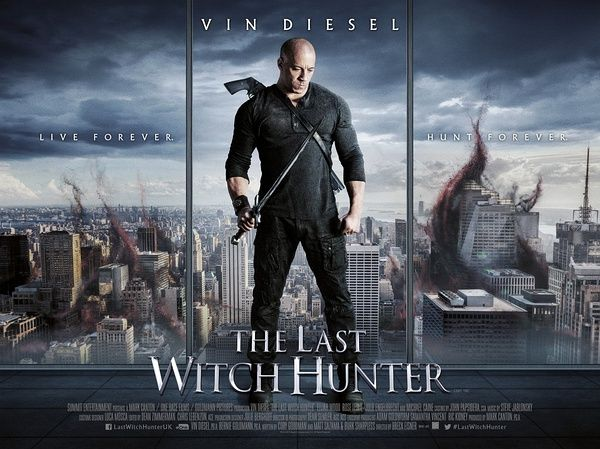 he Last Witch Hunter