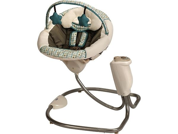 Graco Sweet Snuggle Infant Soothing Swing Jacqueline