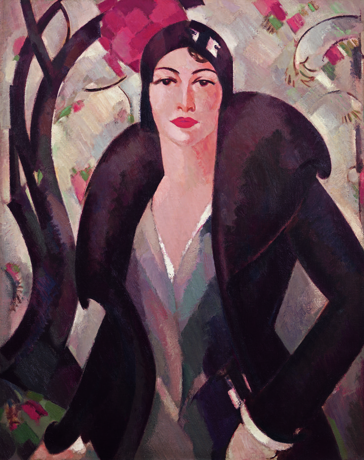 Highlights − The Scottish Colourists Series: JD Fergusson − Exhibitions − What's On − National Galleries of Scotland