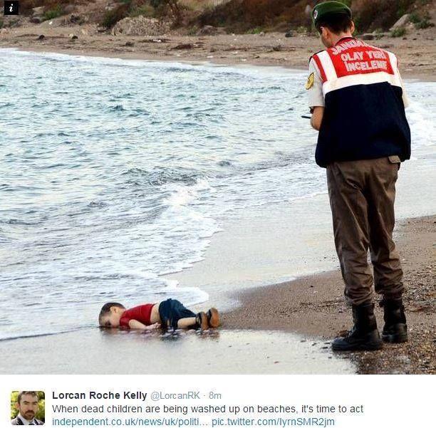 Σκέψεις: Το κλάμα της θάλασσας, γράφει ο Τάσος Ορφανίδης