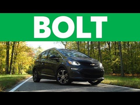 2017 Chevy Bolt VS Nissan Leaf For Now Until The Tesla Model 3 Release Date [VIDEO] : Auto News : Auto World News