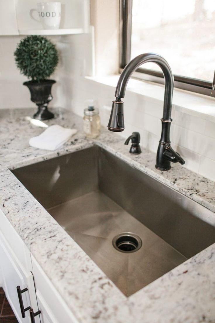 Kitchen sink instead of a farmer sink?