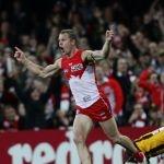 Ryan O'Keefe, Sydney Swans