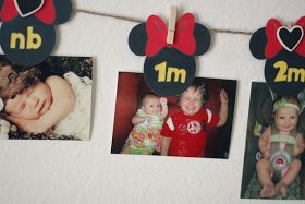- Love Sparkle Pretty Blog -: A Minnie Mouse FIRST Birthday Party!