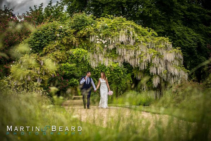Chippenham Park: Mel & Adam - Martin Beard Photography
