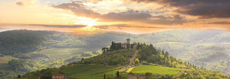 Amazing wedding venue in Tuscany