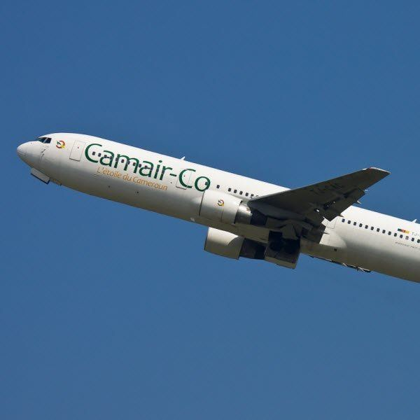 CAMAIR-CO la concurrente D'ETHIOPIAN AIRLINES....