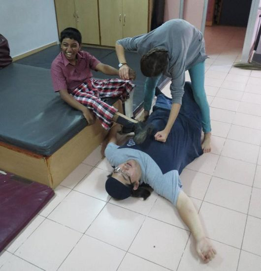 PHYSICAL THERAPY: Gain hands on therapy experience with the various physical therapies and exercise science methods used in India, working with a team of professionals in a private run clinic or hospital setting. At certain centers, you may also work specifically with those affected by cerebral palsy and various other neuromuscular disorders. Apply at leah@leaveurmark.com