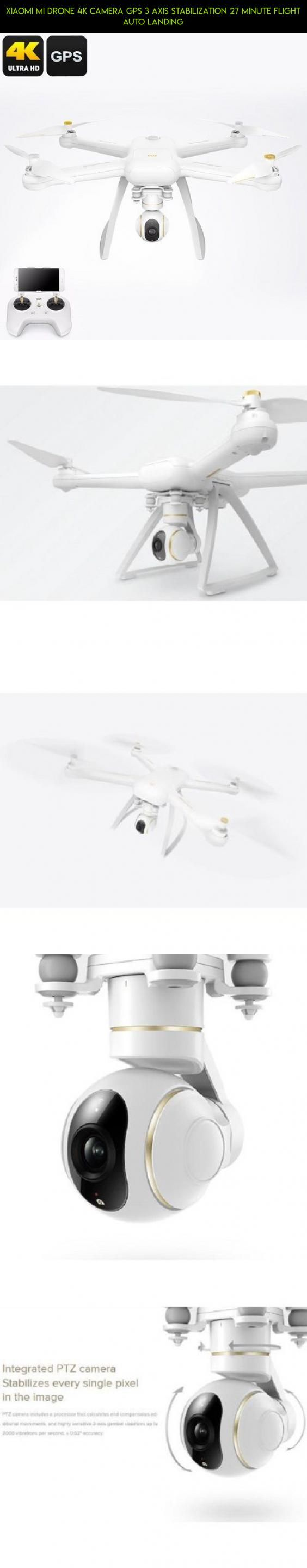 XIAOMI MI DRONE 4K CAMERA GPS 3 AXIS STABILIZATION 27 MINUTE FLIGHT AUTO LANDING #drone #4k #mi #shopping #camera #technology #parts #plans #xiaomi #racing #fpv #gadgets #tech #kit #products #drone