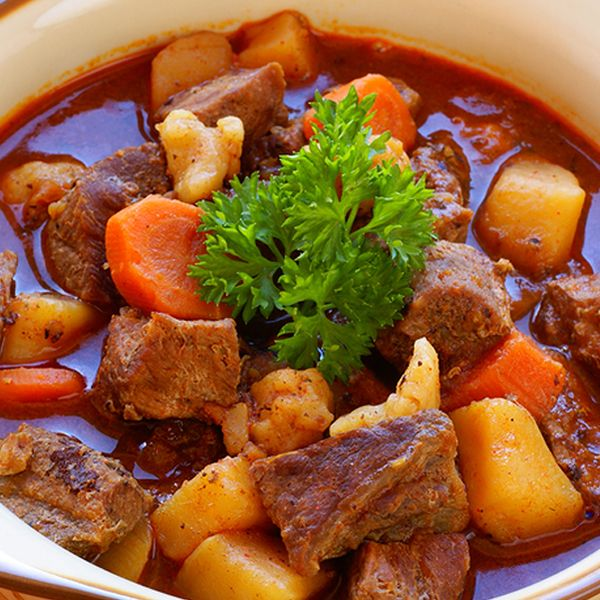 Hungarian Goulash Recipe from Cook In The Kitchen