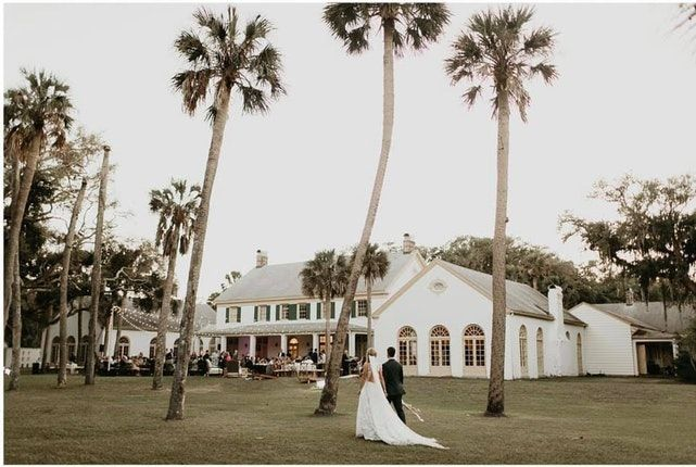 The Ribault Club Fort George Island Florida 1 Ribault Club Wedding Wedding Venues Florida Wedding Venues