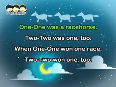 《Tongue Twister》One-One And Two-Two