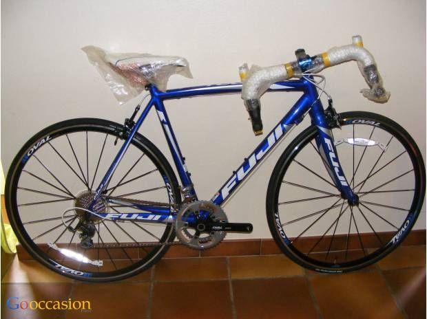 Vélo de course Fuji Roubaix 1.3 bleu ( NEUF, emballé ) - http://www.go-occasion.fr/velo-de-course-fuji-roubaix-1-3-bleu-neuf-emballe/