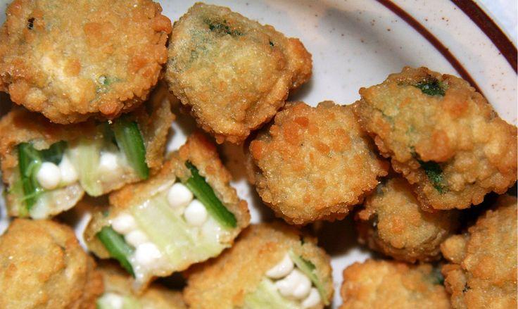 Southern Fried Okra | Southern Kitchen