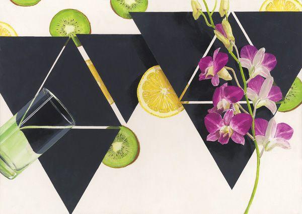 美術への確実な一歩に 芸大・美大受験総合予備校 |新宿美術学院| 学生作品 2010年度 デザイン・工芸科 デザインコース