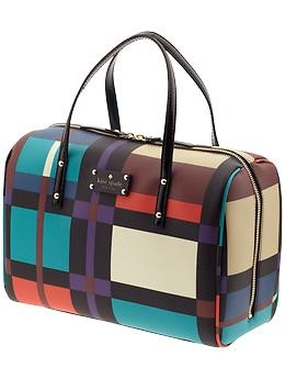 Kate Spade New York Perry Street Plaid Shawna | Piperlime
