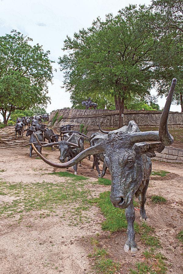 Pioneer Plaza Dallas, TX