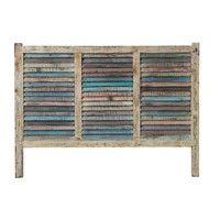 Testata da letto in legno riciclato L 160 cm Bahia   Maisons du Monde