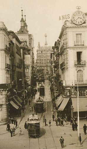 Montera Street 1930