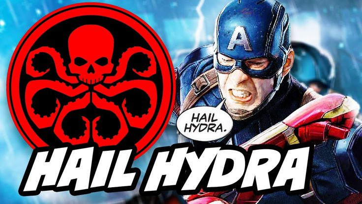 Agents Of SHIELD 4x16 Hail Hydra Captain America Civil War Comics Easter...