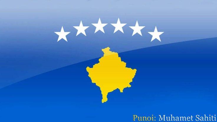 Himni i Kosoves - Hymne des Kosovo