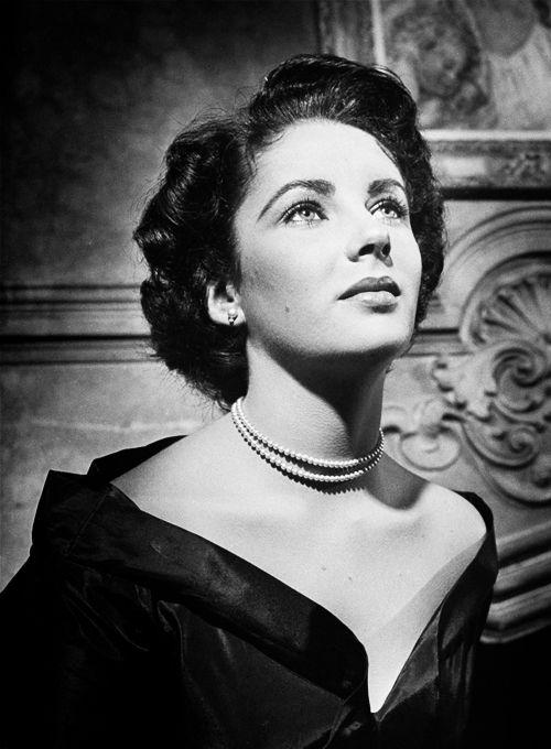 Elizabeth Taylor age 15, photographed by J. R. Eyerman for LIFE Magazine, 1947.