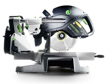 Festool 561287 Kapex KS 120 Sliding Compound Miter Saw - Festoolproducts.com