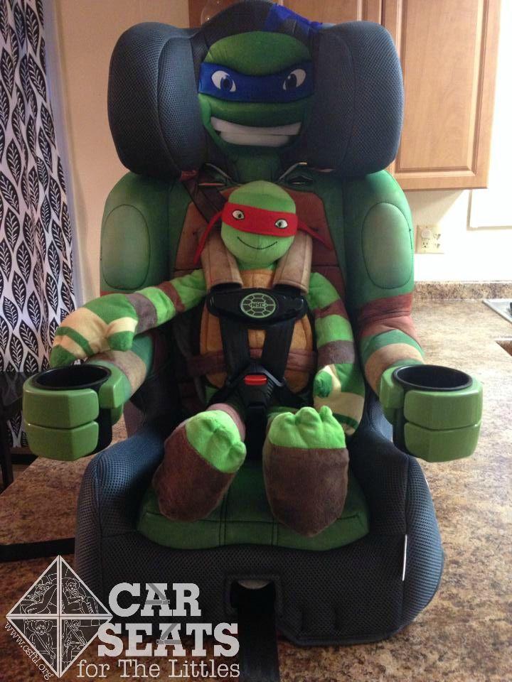 i love this site kids embrace teenage mutant ninja turtles car seat review kidsembrace. Black Bedroom Furniture Sets. Home Design Ideas