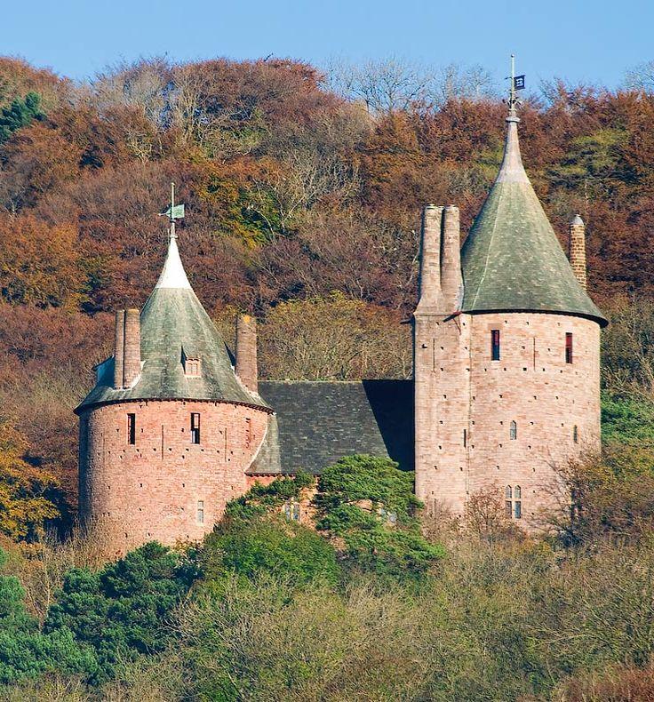 Castell Coch - Tongwynlais, Wales