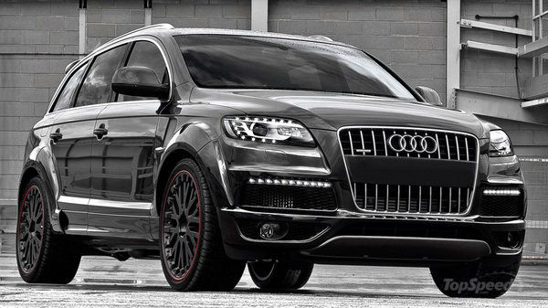 2013 Audi Q7 Quattro Wide Track By Kahn Design