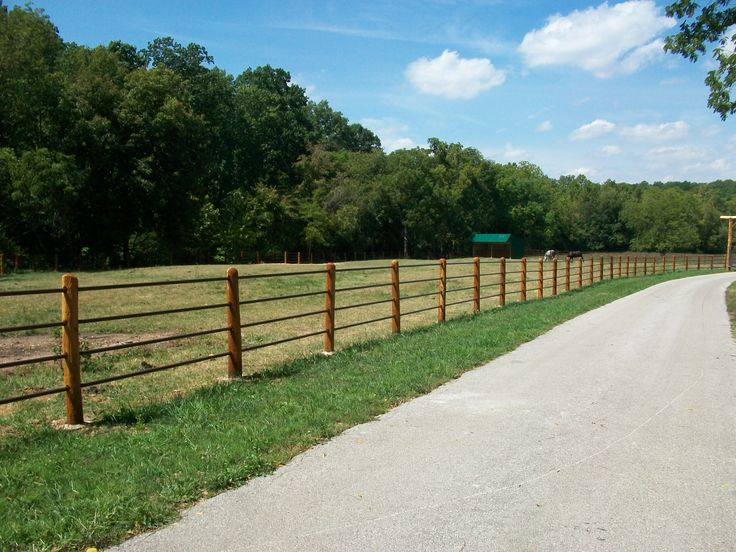 Pipe Fences Pipe Fence Pipe Fencing Is An Extremely