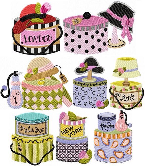 Julia S Embroidery Designs