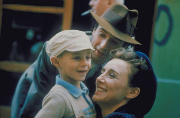 """""""La vita e bella""""! One of the few movies I would re-watch anytime!"""