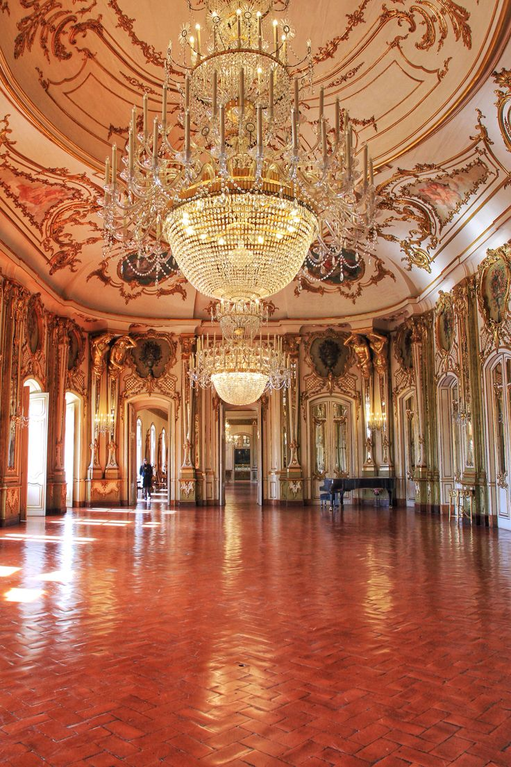 Queluz Palace (Ballroom)