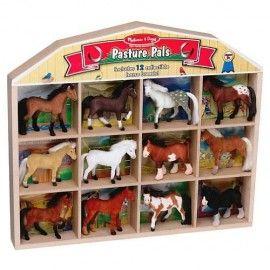 Pony Pals 12 Breed Horse Set