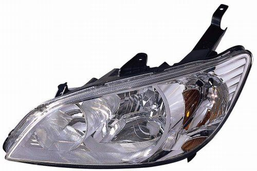 Depo 3171135LAS Honda Civic Driver Side Replacement Headlight Assembly -- Be sure to check out this awesome product.