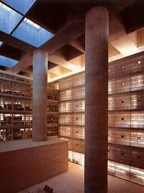 Alberto Campo Baeza Sede centrale della Caja General de Ahorros Granada Spagna 2001   Edifici e luoghi pubblici