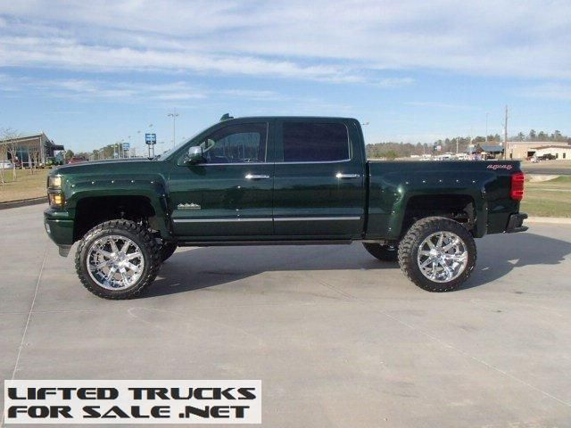 2015 chevrolet silverado 1500 high country lifted truck lifted chevy trucks for sale trucks. Black Bedroom Furniture Sets. Home Design Ideas