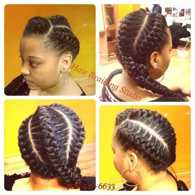 Enjoyable 1000 Images About Hairstyles Braids On Pinterest Goddess Braids Hairstyles For Women Draintrainus